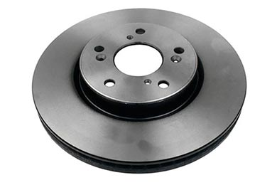 Toyota Land Cruiser Beck Arnley Brake Rotor