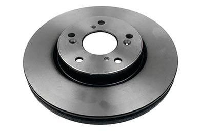 Mini Cooper Beck Arnley Brake Rotor