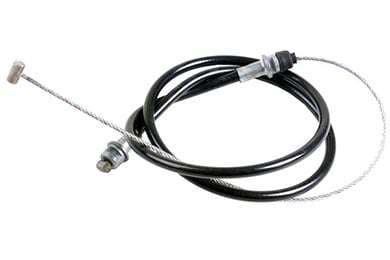 Honda Civic Beck Arnley Parking Brake Cable