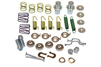 beck arnley parking brake hardware