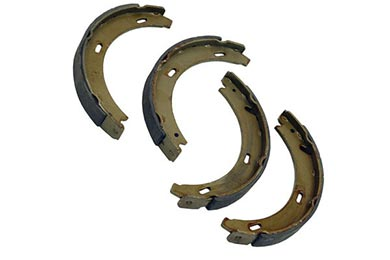 Nissan Frontier Beck Arnley Parking Brake Shoes