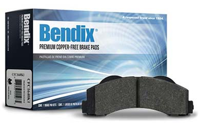 Honda Civic Bendix Premium Brake Pads
