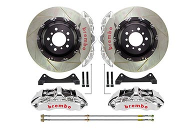 Brembo GT-R Slotted Big Brake Kit