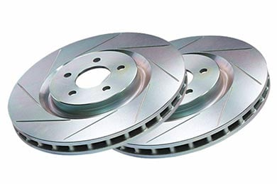 Dodge Ram Brembo Sport Slotted Rotors