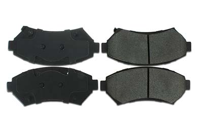 Ford Excursion Centric Fleet Performance Brake Pads