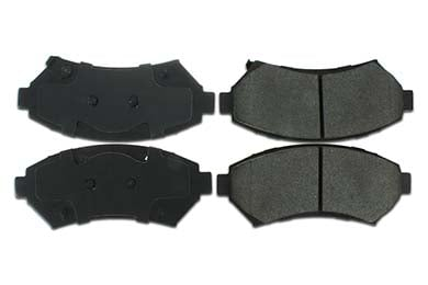 Lexus LX 450 Centric Fleet Performance Brake Pads