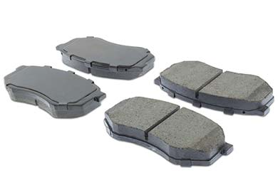 centric premium ceramic brake pads hero