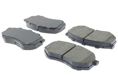 Dodge Charger Centric Premium Ceramic Brake Pads
