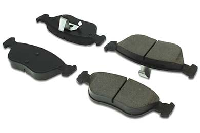 centric premium semi metallic brake pads hero