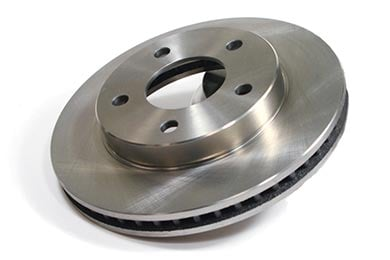 Chevy Corvette Centric C-TEK Standard Brake Rotors