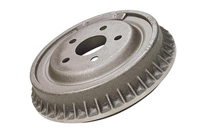 Mercury Villager Centric C-TEK Standard Brake Drums