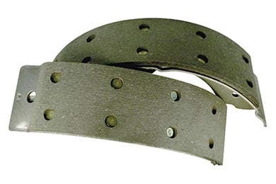 Chrysler Town and Country Centric Heavy Duty Brake Shoes