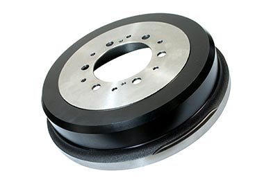 centric premium brake drums  1