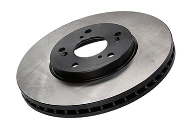 centric premium replacement rotors new