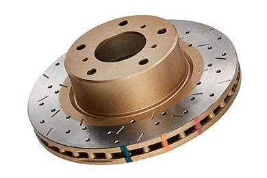Hummer H3 DBA 4000XS Series Rotors