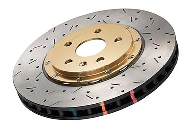 Chevy Corvette DBA 5000XS Series Rotors