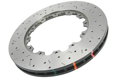 Chevy Corvette DBA 5000XS Series Replacement Rotors