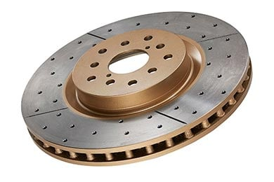 Dodge Ram DBA Gold Series Rotors