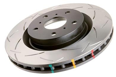 Dodge Charger DBA T3 4000 Series Rotors