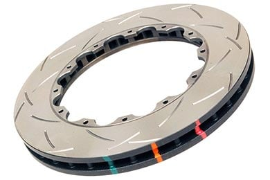 Chevy Corvette DBA T3 5000 Series Replacement Rotors