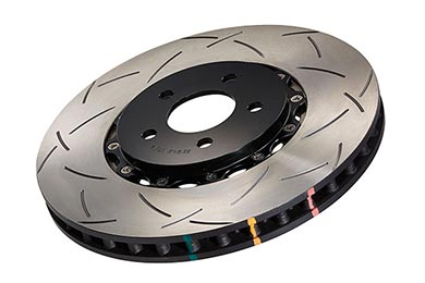 Nissan 370Z DBA T3 5000 Series Rotors