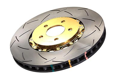 Chevy Corvette DBA T3 5000 Series Rotors