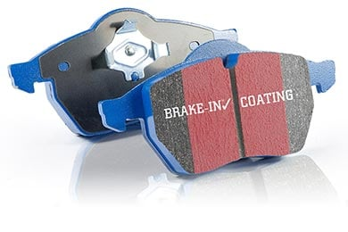 Chrysler 300 EBC Blue Stuff Brake Pads