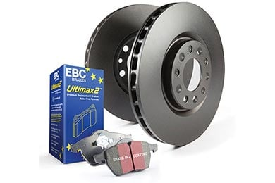 Jaguar XF EBC Brake Kits