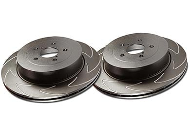 Jeep Grand Cherokee EBC BSD Rotors