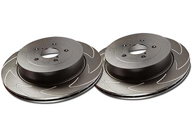 Chevy S10 Pickup EBC BSD Rotors
