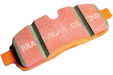 GMC Canyon EBC Extra Duty Brake Pads