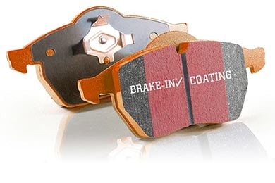 Subaru Impreza EBC Orange Stuff Brake Pads