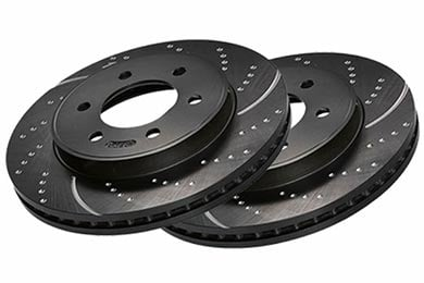 Chrysler Pacifica EBC Sport Rotors