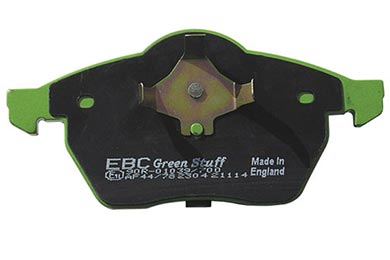 Chevy S10 Pickup EBC Green Supreme Brake Pads