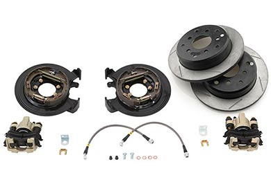 Toyota Matrix G2 Disc Brake Conversion Kit