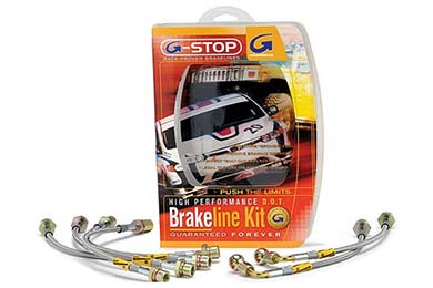 BMW X5 Goodridge G-Stop Brake Lines