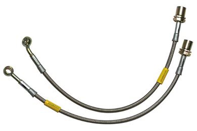 Acura NSX Goodridge G-Stop Brake Lines