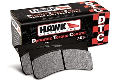 Chevy Corvette Hawk DTC Racing Brake Pads