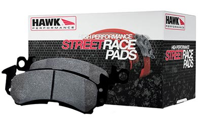 Chevy Corvette Hawk High Performance Street Race Pads