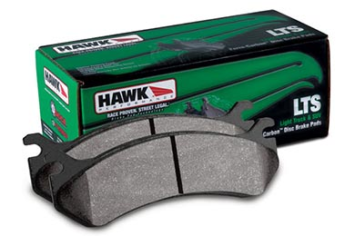 Chevy Corvette Hawk LTS Brake Pads