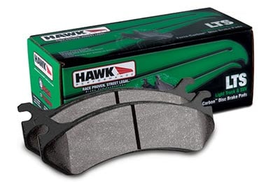 BMW X3 Hawk LTS Brake Pads