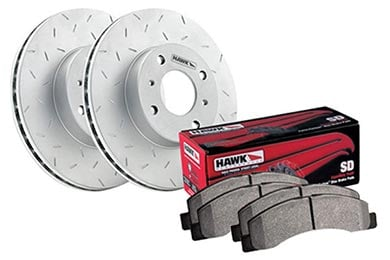 Chevy Avalanche Hawk Superduty Brake Kit