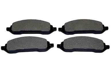 Chevy Corvette Monroe Brake Pads