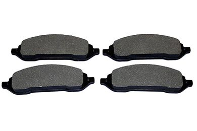 Toyota Land Cruiser Monroe Brake Pads