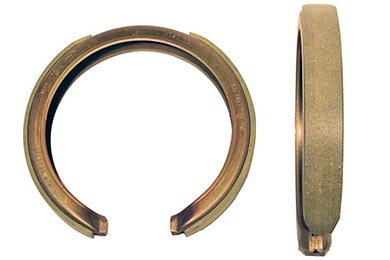 Chevy Tahoe Monroe Parking Brake Shoes