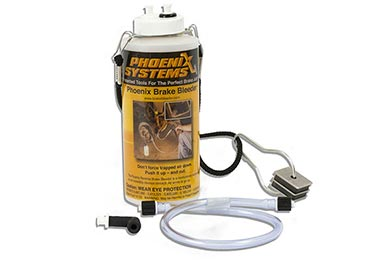 Ford F-250 Phoenix Systems One Man Brake Bleeder Bottle