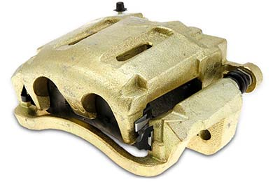 Ford Focus Posi-Quiet Brake Caliper