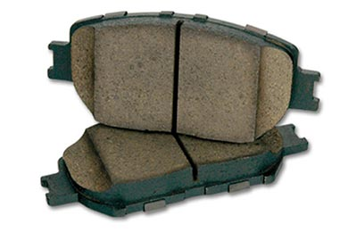 Toyota Sienna Posi Quiet Ceramic Brake Pads