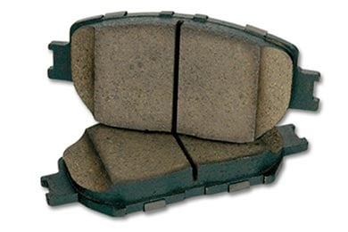 Lincoln MKZ Posi Quiet Ceramic Brake Pads