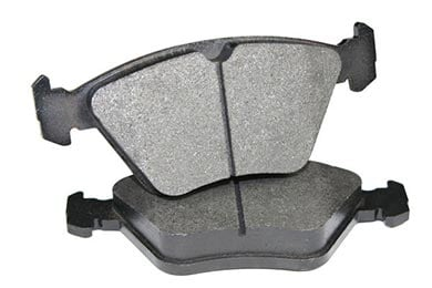 Ford Fiesta Posi Quiet Semi-Metallic Brake Pads